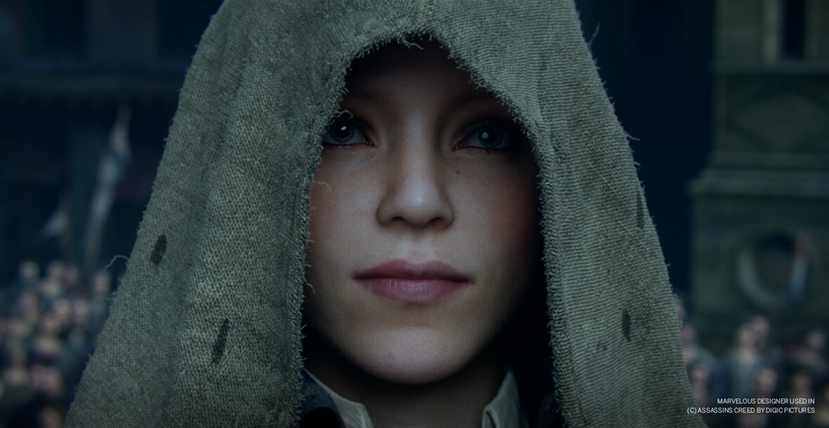 Digic Pictures Game Cinematics thumbnail