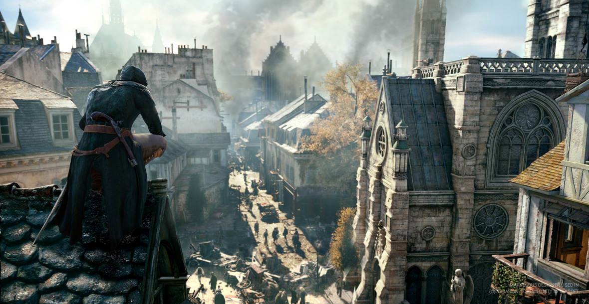 ASSASSIN´S CREED UNITY image