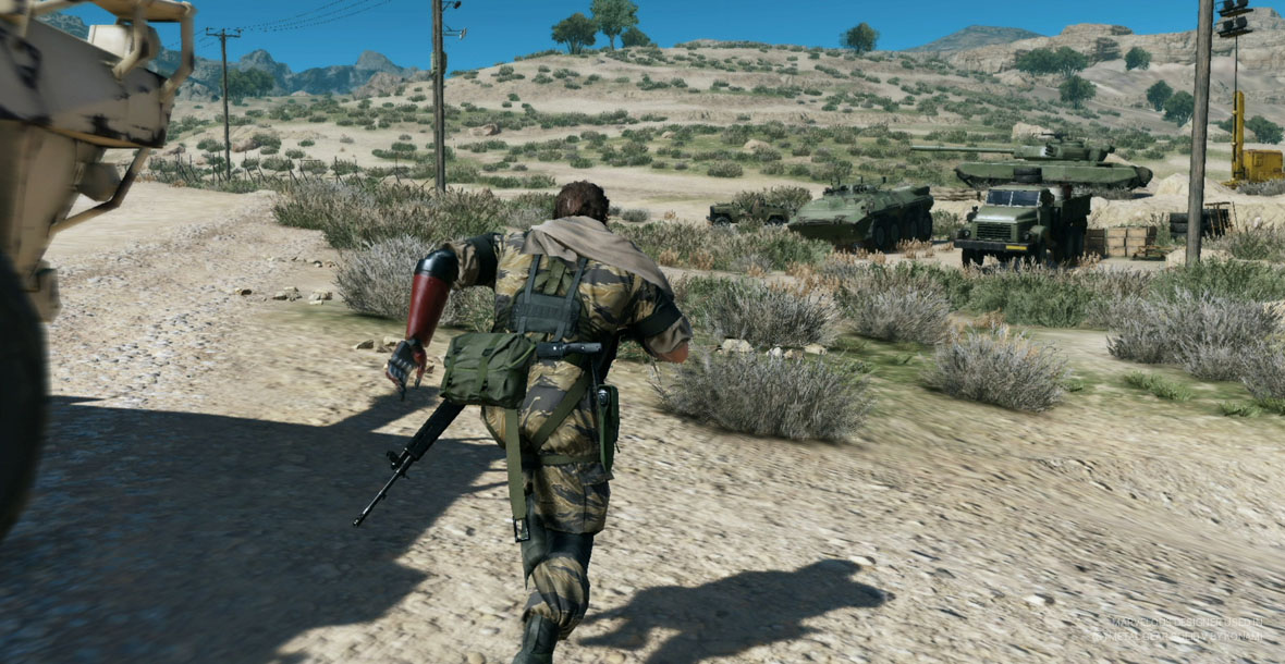 METAL GEAR SOLID V image