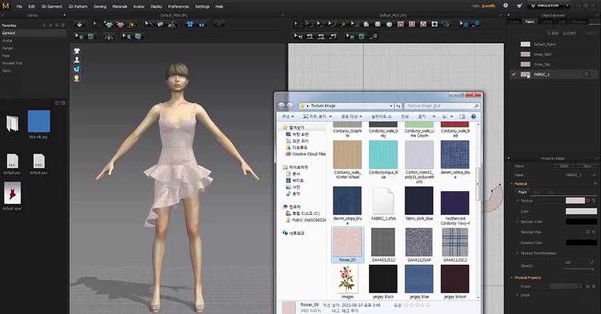 Resultado de imagen para Marvelous Designer 8