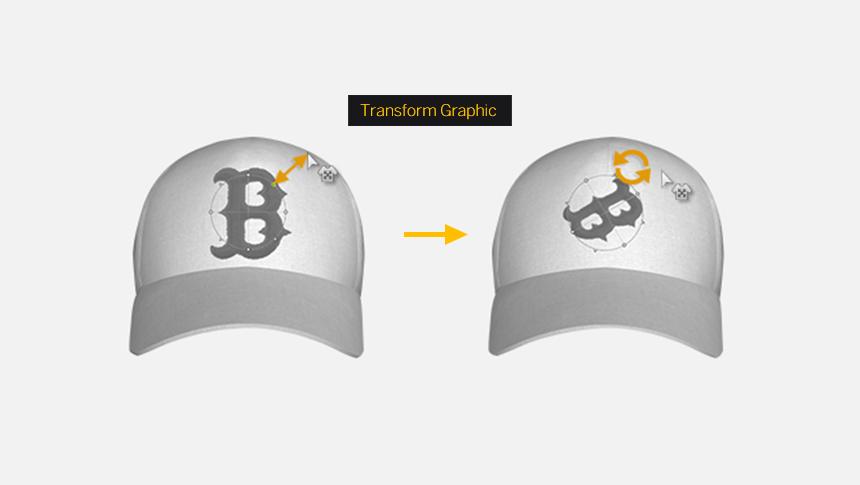 Transform Graphic (3D)